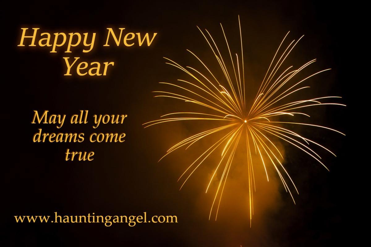 Happy New Year2019!